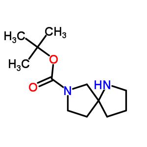 2,6-二氮杂螺[4.4]壬烷-2-羧酸叔丁酯 646055-63-2