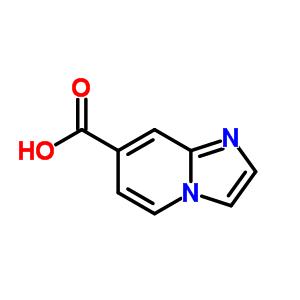 咪唑并[1,2-A]吡啶-7-羧酸 648423-85-2