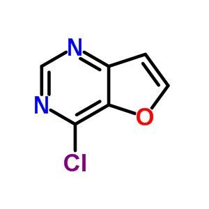 655255-09-7 4-chlorofuro[3,2-d]pyrimidine