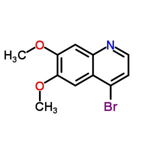 666734-51-6 4-bromo-6,7-dimethoxyquinoline