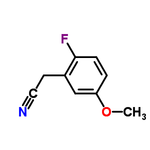 672931-28-1 (2-Fluoro-5-methoxyphenyl)acetonitrile