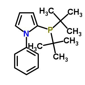 672937-61-0 2-(di-tert-butylphosphanyl)-1-phenyl-1H-pyrrole