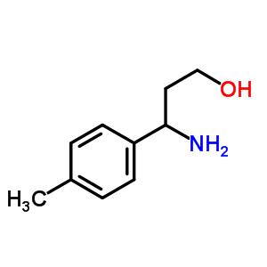 3-氨基-3-(4-甲基苯基)-1-丙醇 68208-23-1