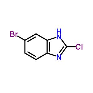 683240-76-8 6-bromo-2-chloro-1H-benzimidazole
