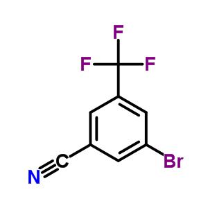 691877-03-9 3-Bromo-5-(trifluoromethyl)benzonitrile