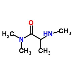 69902-16-5 N,N,N~2~-trimethylalaninamide