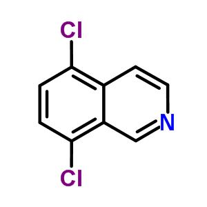 703-32-2;73075-59-9 5,8-dichloroisoquinoline