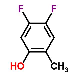 704884-76-4 4,5-difluoro-2-methylphenol