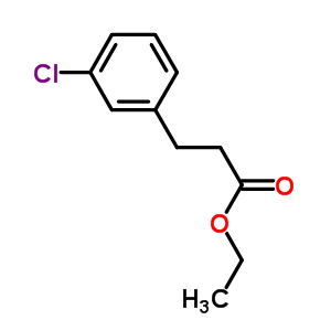 7116-35-0 ethyl 3-(3-chlorophenyl)propanoate