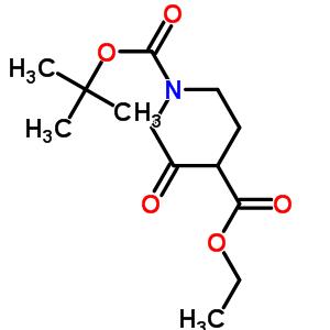 71233-25-5 1-tert-butyl 4-ethyl 3-oxopiperidine-1,4-dicarboxylate
