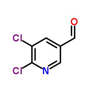 71690-05-6 5,6-dichloropyridine-3-carbaldehyde