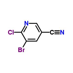 71702-01-7 5-bromo-6-chloropyridine-3-carbonitrile