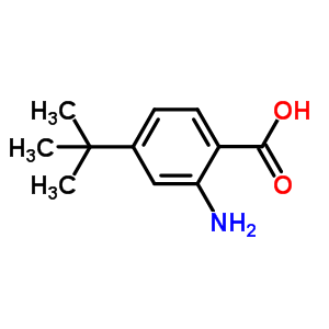 728945-64-0 2-amino-4-tert-butyl-benzoic acid