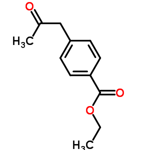 73013-51-1 ethyl 4-(2-oxopropyl)benzoate