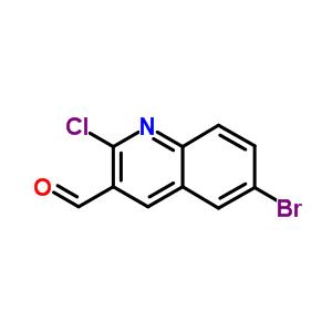 73568-35-1 6-Bromo-2-chloroquinoline-3-carbaldehyde
