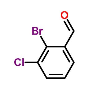 2-溴-3-氯苯甲醛