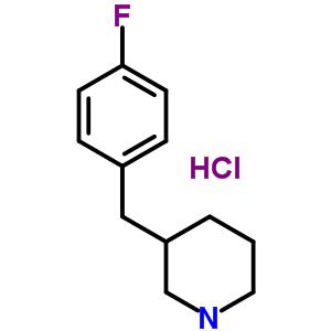 3-(4-氟苄基)哌啶盐酸盐 745817-38-3