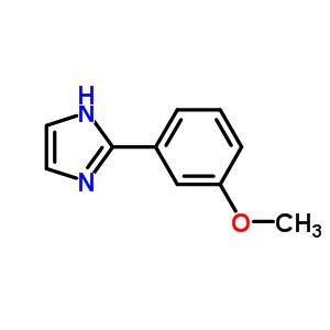 76875-21-3 2-(3-methoxyphenyl)-1H-imidazole