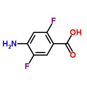 4-Amino-2,5-difluorobenzoic acid 773108-64-8