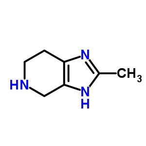 774178-09-5 2-methyl-4,5,6,7-tetrahydro-3H-imidazo[4,5-c]pyridine