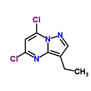 779353-64-9 5,7-dichloro-3-ethylpyrazolo[1,5-a]pyrimidine