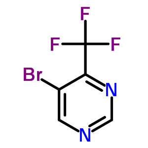 785777-88-0 5-bromo-4-(trifluoromethyl)pyrimidine