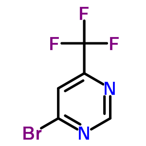 785777-89-1 4-bromo-6-(trifluoromethyl)pyrimidine