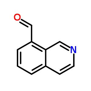 787615-01-4 isoquinoline-8-carbaldehyde