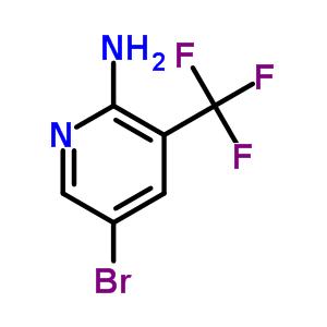 2-氨基-3-三氟甲基-5-溴吡啶 79456-34-1