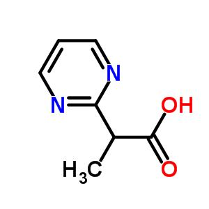 2-Pyrimidineaceticacid, a-methyl- 819850-16-3