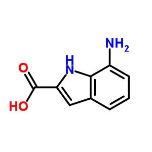 820999-73-3 7-amino-1H-indole-2-carboxylic acid