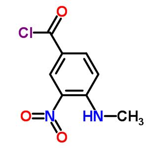 4-甲胺基-3-硝基苯甲酰氯 82357-48-0