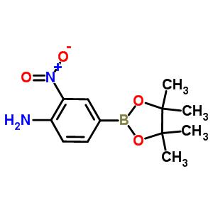 833486-94-5 2-nitro-4-(4,4,5,5-tetramethyl-1,3,2-dioxaborolan-2-yl)aniline