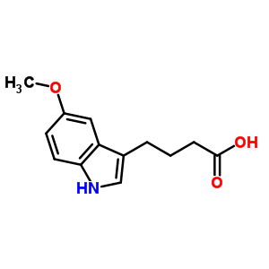 83696-90-6 4-(5-methoxy-1H-indol-3-yl)butanoic acid