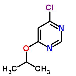 83774-13-4 4-chloro-6-(propan-2-yloxy)pyrimidine