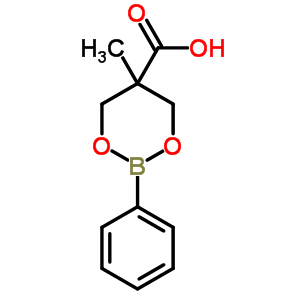 839720-60-4 5-methyl-2-phenyl-1,3,2-dioxaborinane-5-carboxylic acid