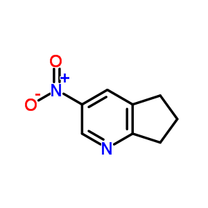 84531-36-2 3-nitro-6,7-dihydro-5H-cyclopenta[b]pyridine