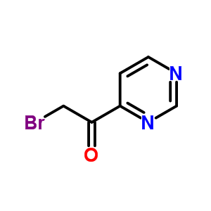 845504-81-6 2-bromo-1-(pyrimidin-4-yl)ethanone