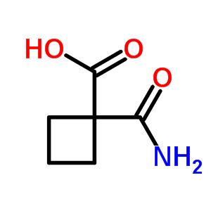 845621-11-6 1-carbamoylcyclobutanecarboxylic acid