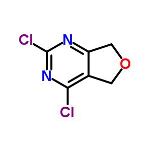 848398-41-4 2,4-dichloro-5,7-dihydrofuro[3,4-d]pyrimidine