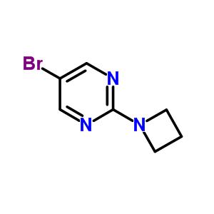 850349-22-3 2-azetidin-1-yl-5-bromopyrimidine