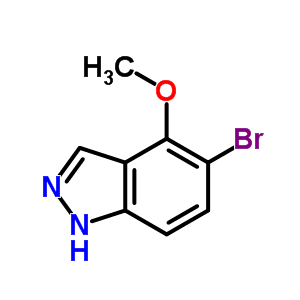 850363-67-6 5-bromo-4-methoxy-1H-indazole