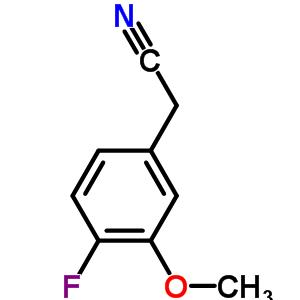 850565-37-6 (4-Fluoro-3-methoxyphenyl)acetonitrile