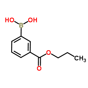 850568-78-4 [3-(propoxycarbonyl)phenyl]boronic acid