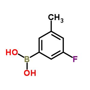 850593-06-5 (3-fluoro-5-methylphenyl)boronic acid