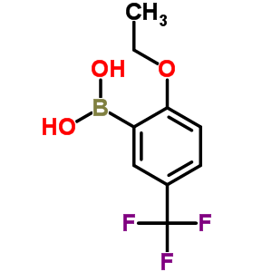 850593-10-1 [2-ethoxy-5-(trifluoromethyl)phenyl]boronic acid