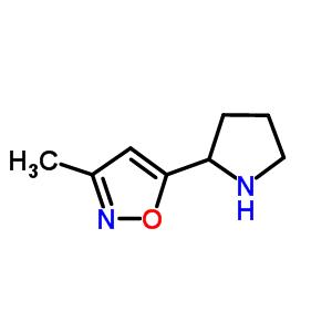 851434-82-7 3-methyl-5-pyrrolidin-2-ylisoxazole