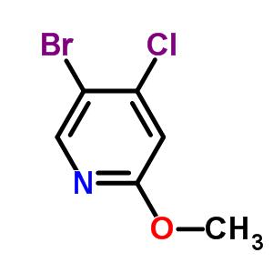 851607-27-7 5-bromo-4-chloro-2-methoxypyridine