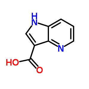 1H-吡咯并[3,2-B]吡啶-3-羧酸 860496-20-4