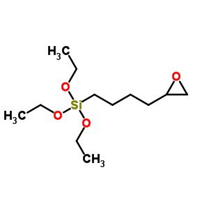 86138-01-4 triethoxy[4-(oxiran-2-yl)butyl]silane